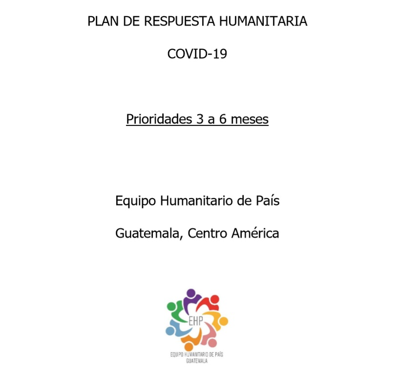 Plan de respuesta EHP