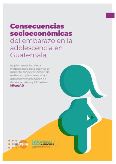 Consecuencias socioeconómicas del embarazo en la adolescencia en Guatemala