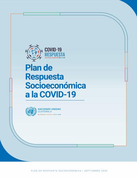 Plan de Respuesta Socioeconómica a la COVID-19