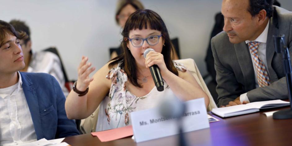 Declaración sobre inclusión de personas con discapacidad