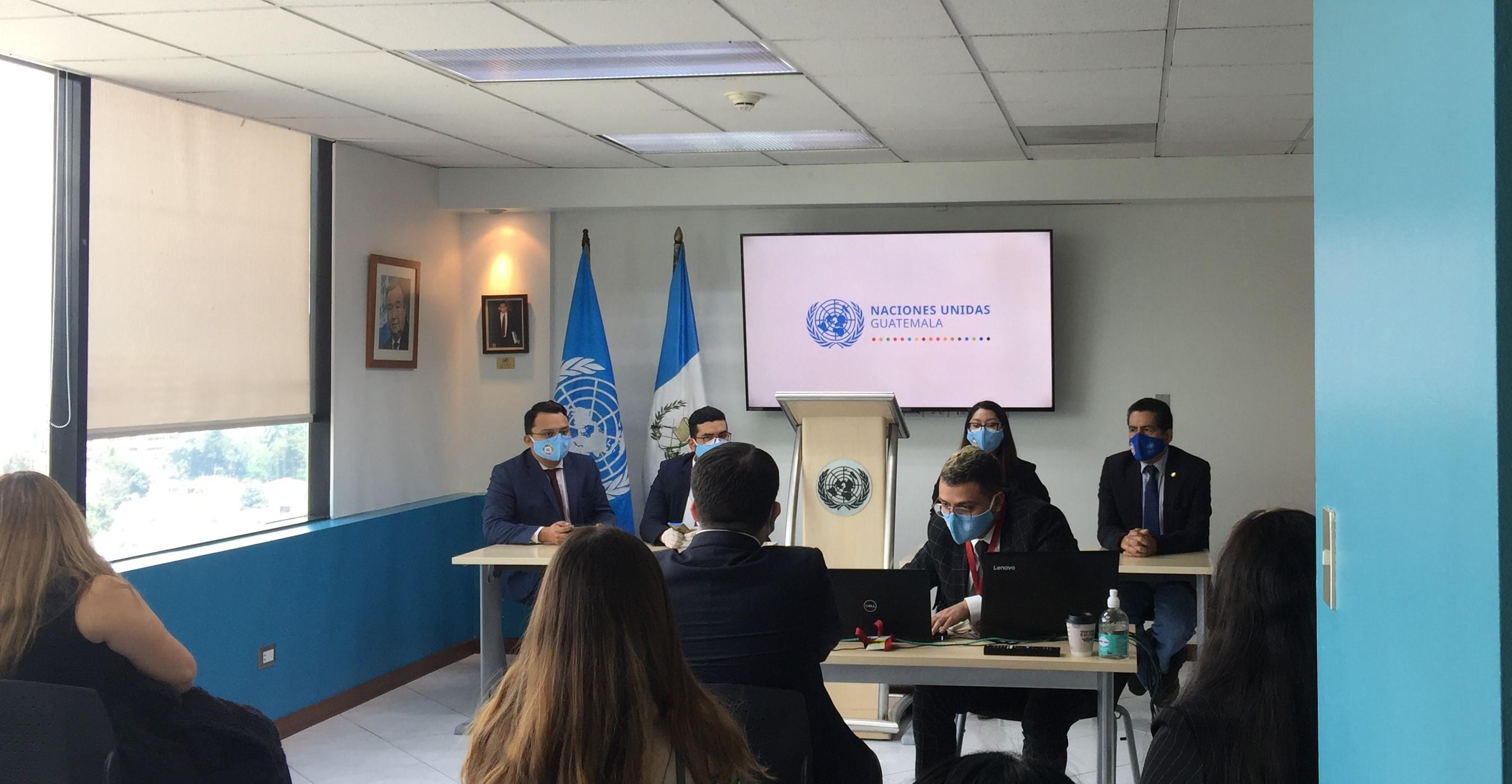 Modelos de Naciones Unidas