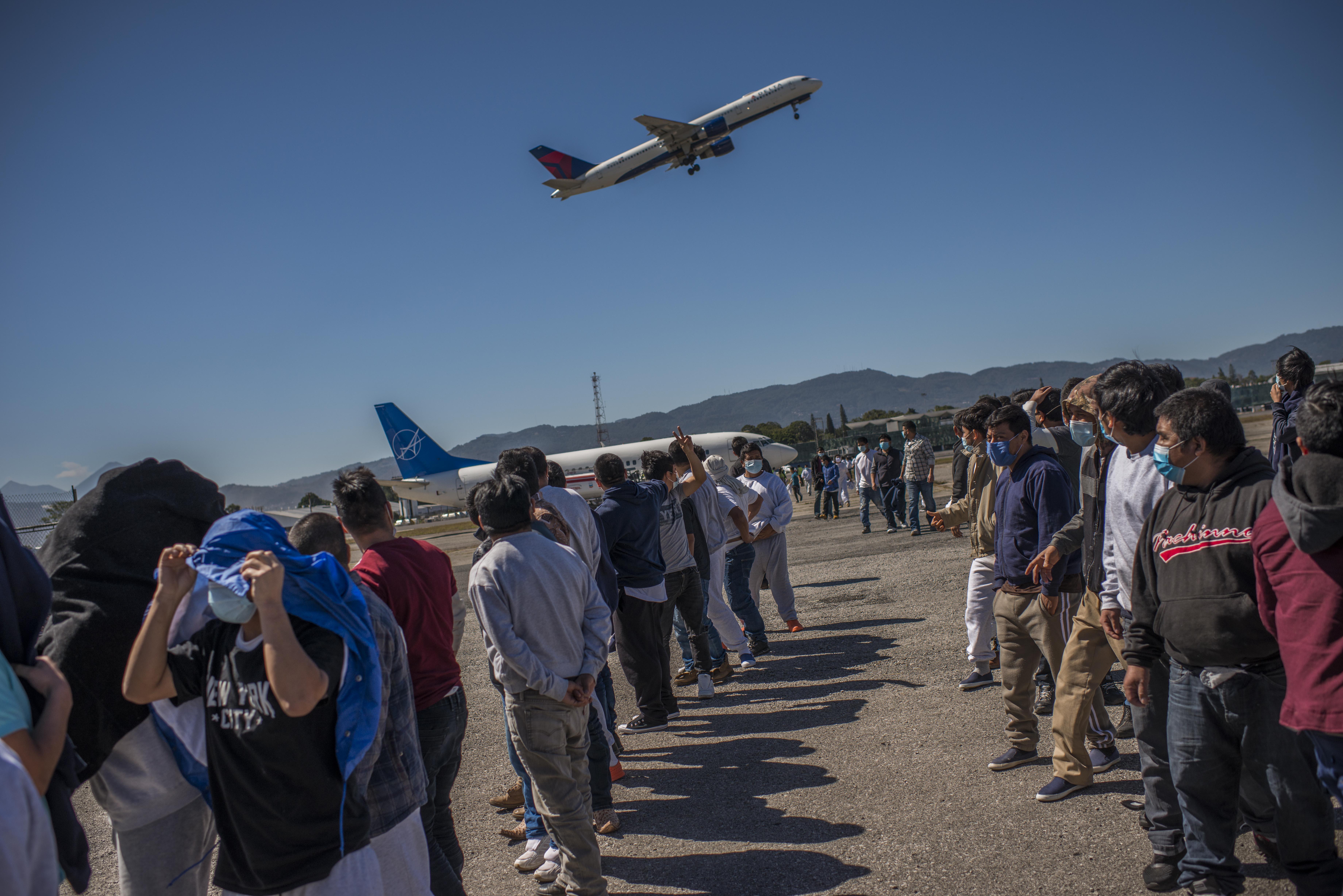 El retorno de migrantes durante la pandemia