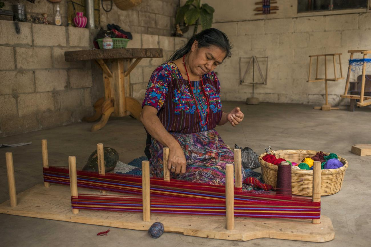 Spinning human rights in Guatemala: the struggle of the Mayan weavers